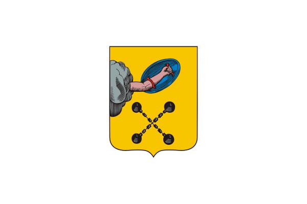 Олонец: герб. Олонец - заказать такси