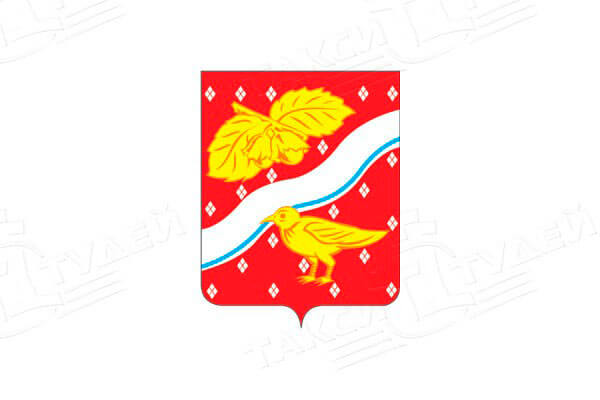 герб города Орехово-Зуево. Заказать такси в Орехово-Зуево