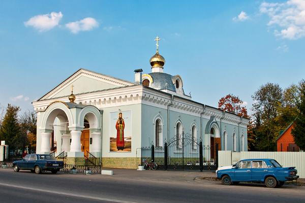 Острогожск. Такси из СПб в населенный пункт Острогожск