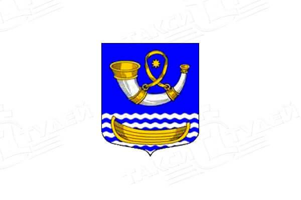 герб села Паша. Заказать такси в Пашу