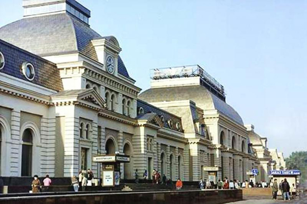 Заказать такси на Павелецкий вокзал