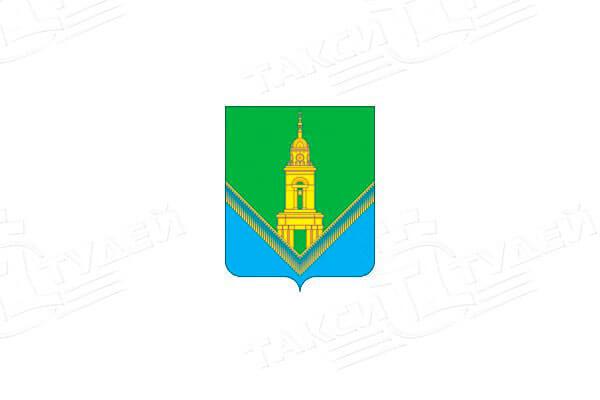 герб города Павловский Посад. Заказать такси в Павловский Посад