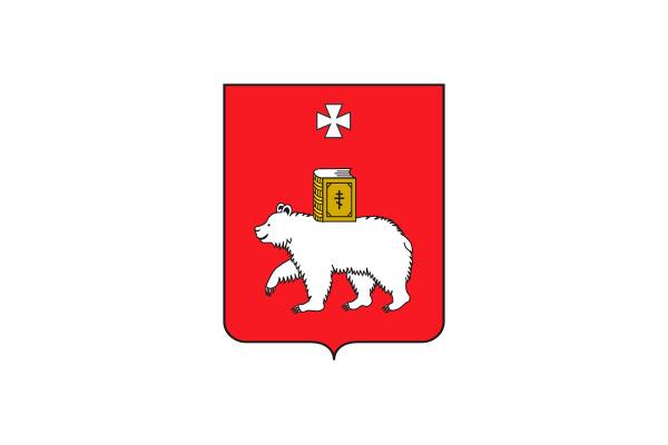 Пермь: герб. Пермь - заказать такси