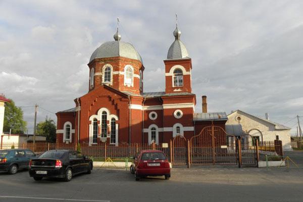 Петриков. Такси из СПб в населенный пункт Петриков