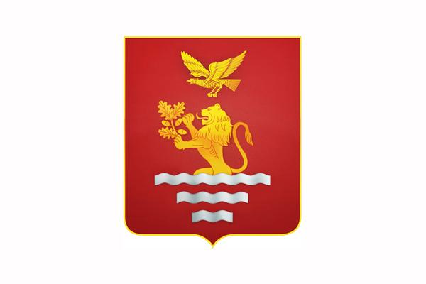Петроградский район: герб. Заказать такси в Петроградский район