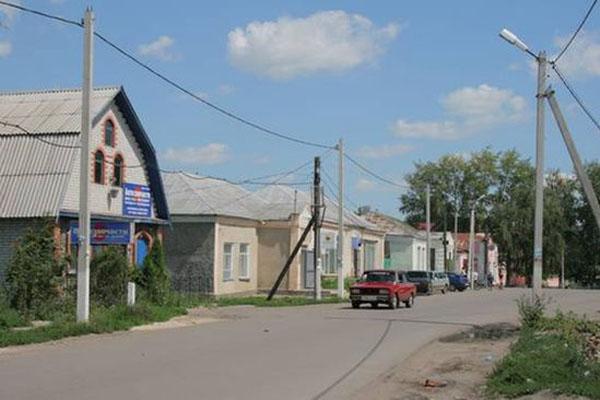 Петровское. Такси из СПб в населенный пункт Петровское