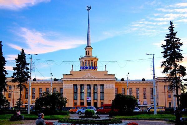 Петрозаводск. Такси из Санкт-Петербурга, в населенный пункт Петрозаводск