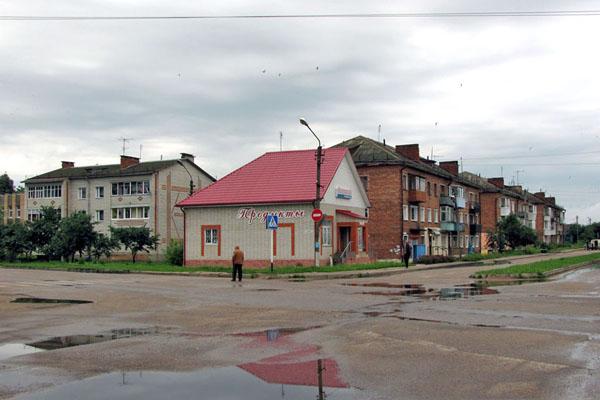 Починок. Такси из СПб в населенный пункт Починок