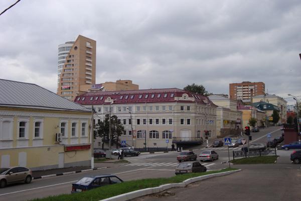 Подольск. Такси из Москвы в Подольск