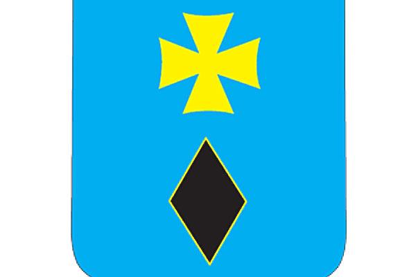 Погар: герб. Погар - заказать такси