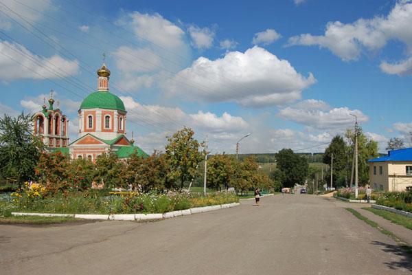 Покровское. Такси из СПб в населенный пункт Покровское