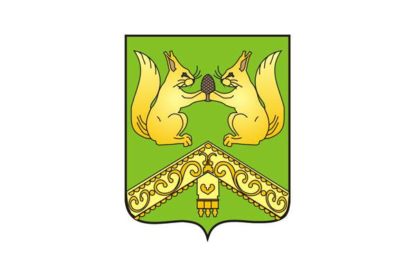 Поназырево: герб. Поназырево - заказать такси