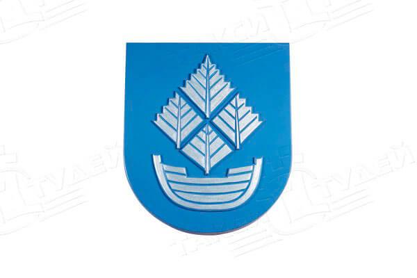 герб города Приморск. Заказать такси в Приморск