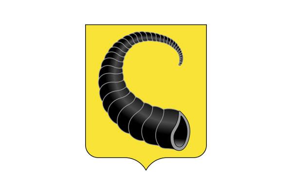 Рогачёв: герб. Рогачёв - заказать такси