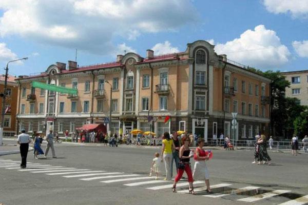 Рогачёв. Такси из СПб в населенный пункт Рогачёв