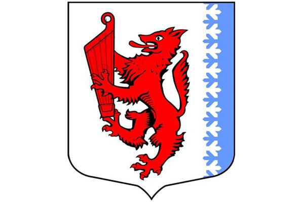 Рощино: герб. Рощино - заказать такси