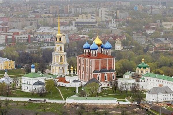 Рязань. Такси из СПб в населенный пункт Рязань