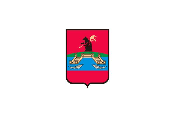 Рыбинск: герб. Рыбинск - заказать такси