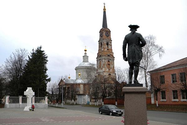 Рыльск. Такси из СПб в населенный пункт Рыльск
