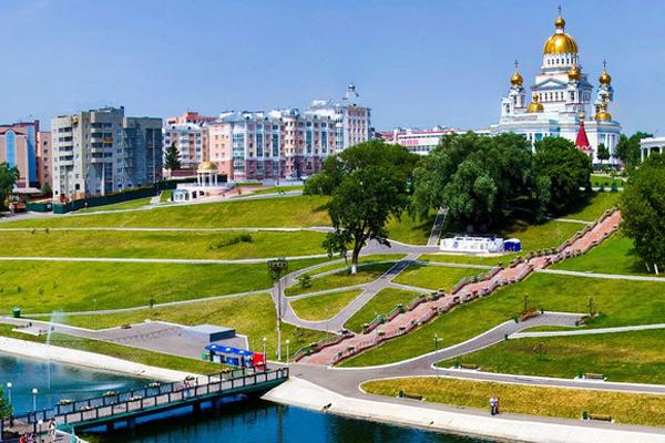 Саранск. Такси из СПб в населенный пункт Саранск