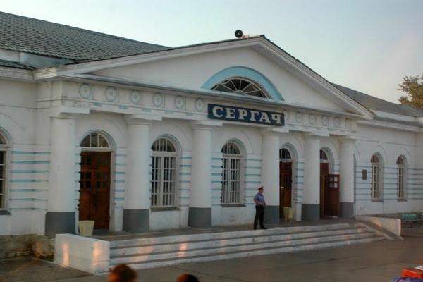 Сергач. Такси из Москвы в населенный пункт Сергач
