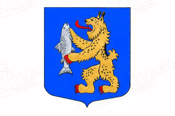 Селезнёво: герб. Селезнёво - заказать такси