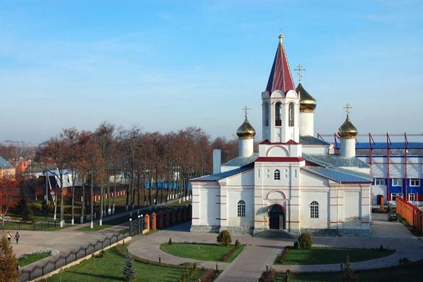 Серебряные Пруды. Такси из Москвы в Серебряные Пруды