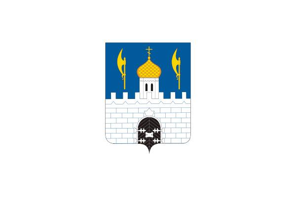 герб города Сергиев Посад. Заказать такси в Сергиев Посад