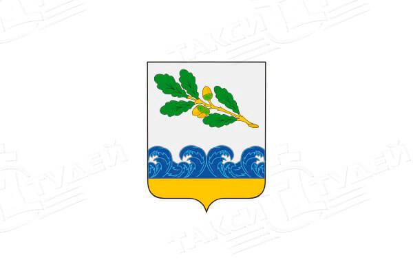 герб города Сестрорецк. Заказать такси в Сестрорецк