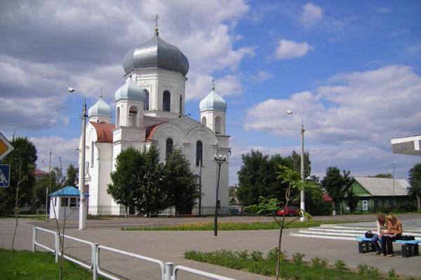 Шклов. Такси из СПб в населенный пункт Шклов
