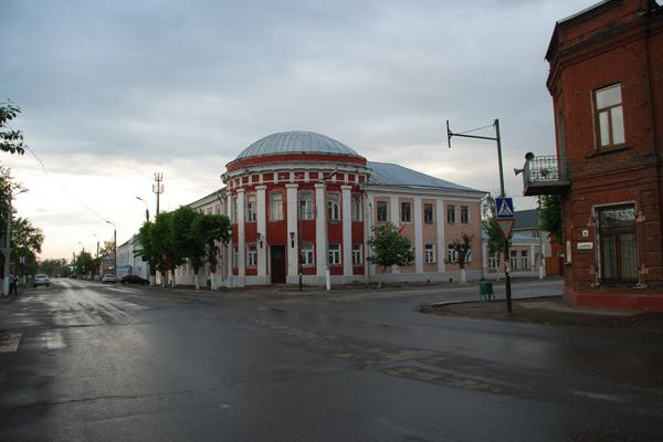 Скопин. Такси из СПб в населенный пункт Скопин