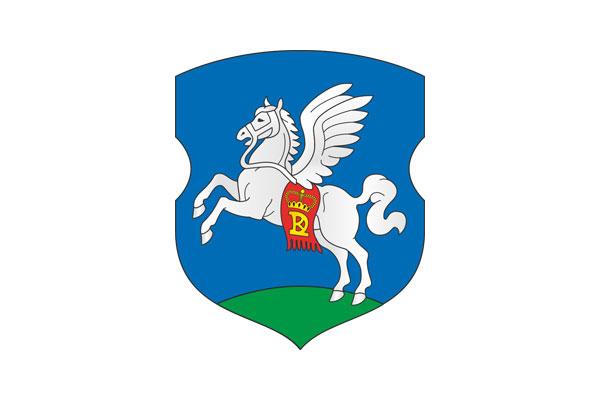 Слуцк: герб. Слуцк - заказать такси