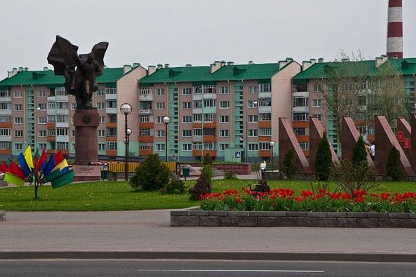 Слуцк. Такси из СПб в населенный пункт Слуцк
