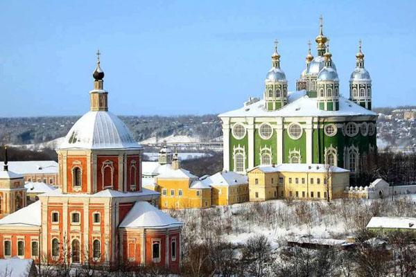 Смоленск. Такси из Москвы в населенный пункт Смоленск