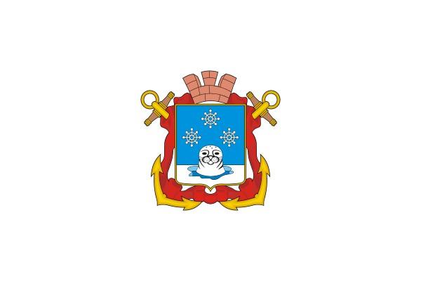 Снежногорск: герб. Снежногорск - заказать такси