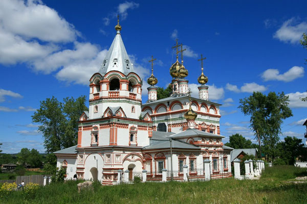 Соликамск. Такси из СПб в населенный пункт Соликамск