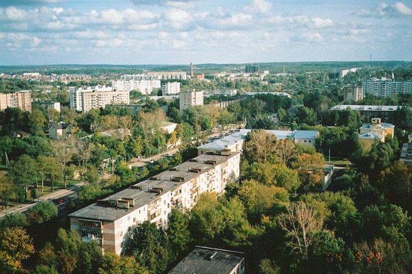 Солнечногорск. Такси из СПб в населенный пункт Солнечногорск