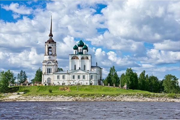 Сольвычегодск. Такси из СПб в населенный пункт Сольвычегодск