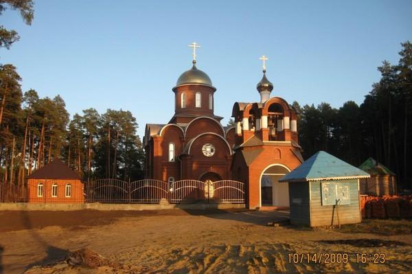 Сосновоборск. Такси из СПб в населенный пункт Сосновоборск