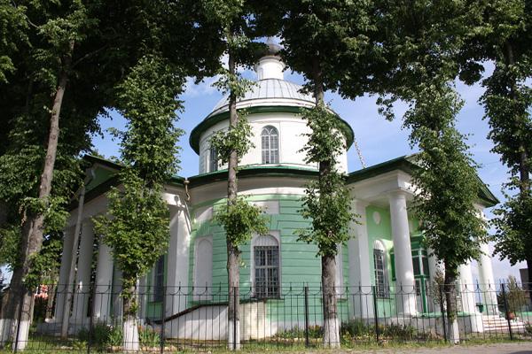 Спас-Деменск. Такси из СПб в населенный пункт Спас-Деменск