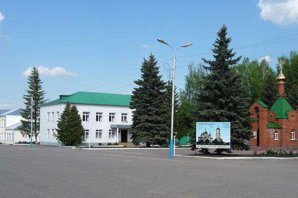 Спасск. Такси из Москвы в населенный пункт Спасск