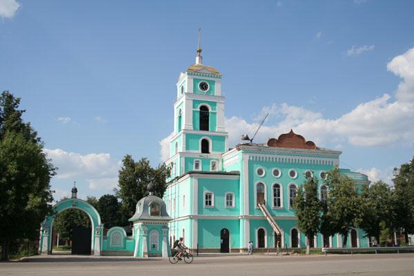 Старая Купавна. Такси из СПб в населенный пункт Старая Купавна