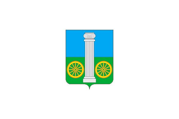 герб поселка Столбовая. Заказать такси в Столбовую