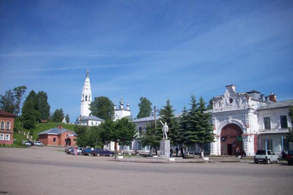 Судиславль. Такси из СПб в населенный пункт Судиславль