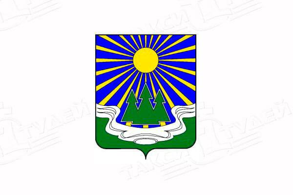 герб города Светогорск. Заказать такси в Светогорск