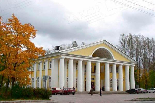 Светогорск. Такси из Санкт-Петербурга в Светогорск