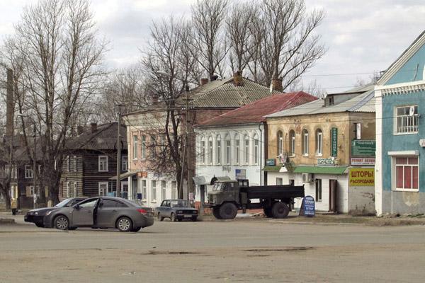 Сычёвку. Такси из СПб в населенный пункт Сычёвку