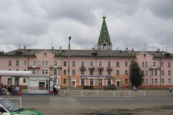 Тейково. Такси из Москвы в населенный пункт Тейково