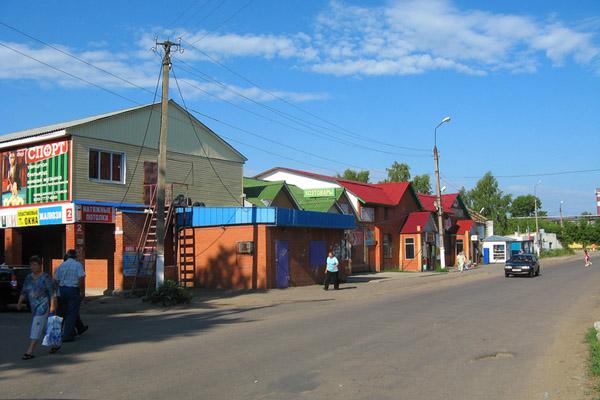 Товарковский. Такси из СПб в населенный пункт Товарковский