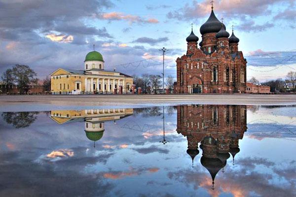 Тула. Такси из Москвы в населенный пункт Тула